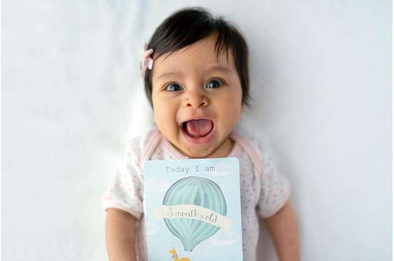 Исследование показало, что у младенцев вырабатывается сильный иммунный ответ на SARS-CoV-2