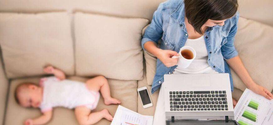 Почти четверть омичек не выходят на прежнее место работы после декрета