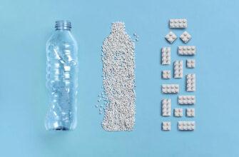 Lego сделала свои культовые кирпичи из переработанного пластика