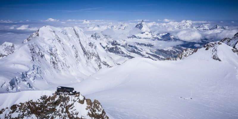 Самый древний лед в Альпах сохранится в Антарктиде