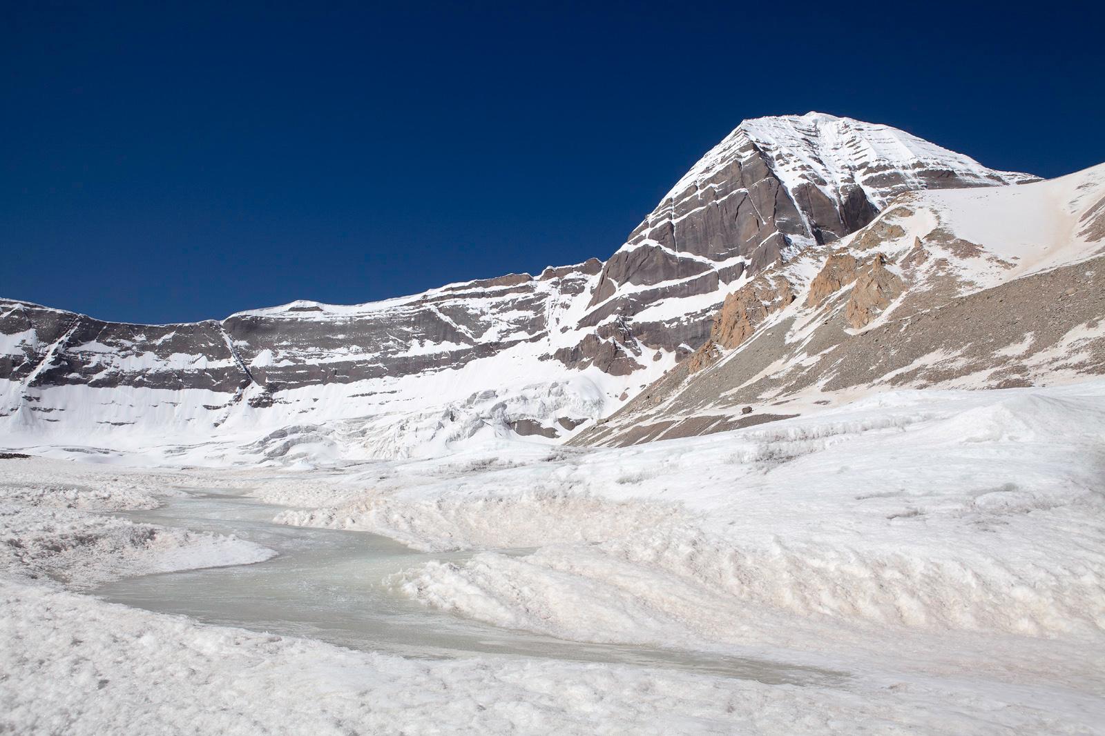 Во льдах тибетского ледника обнаружены вирусы возрастом 15 000 лет
