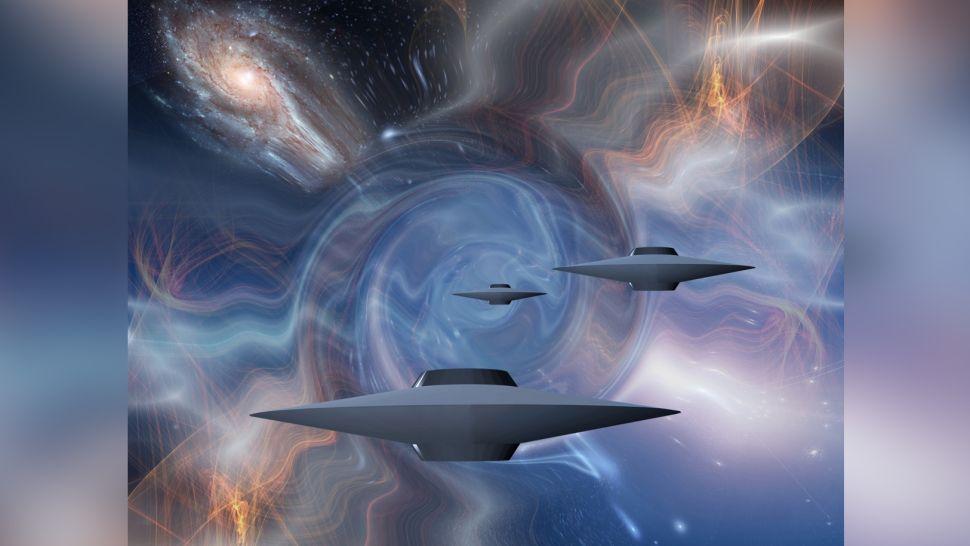 Исследователи ищут в космосе внеземные технологии и НЛО