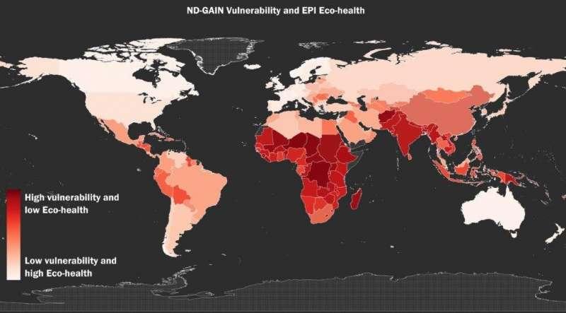 Новое исследование подтверждает связь между токсичным загрязнением и рисками для здоровья человека