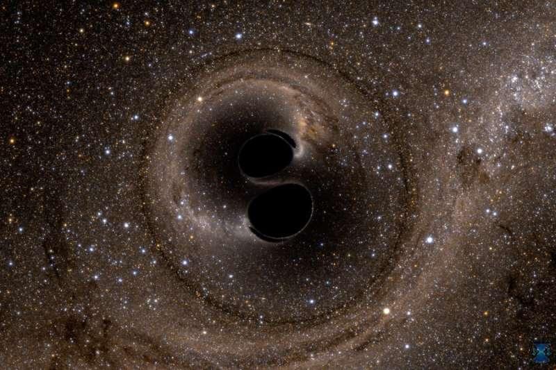 Физики впервые подтвердили теорему Хокинга о черной дыре с помощью наблюдений
