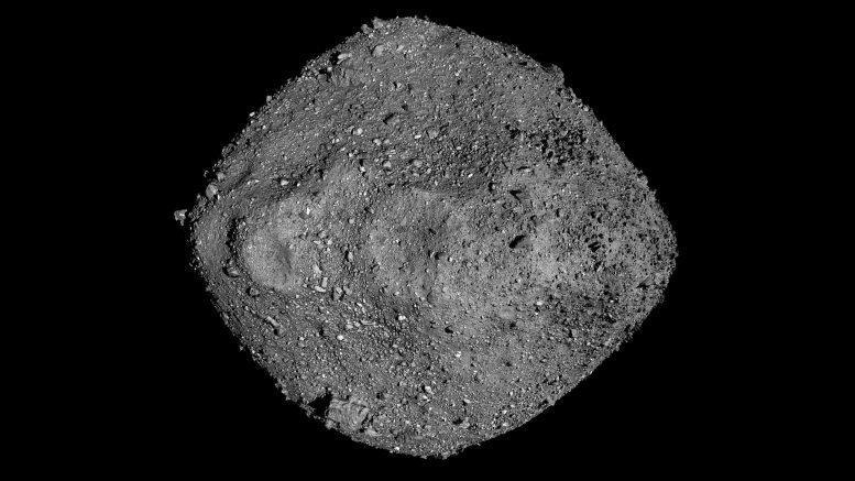 Расчеты NASA показали, что астероид Бенну может упасть на Землю
