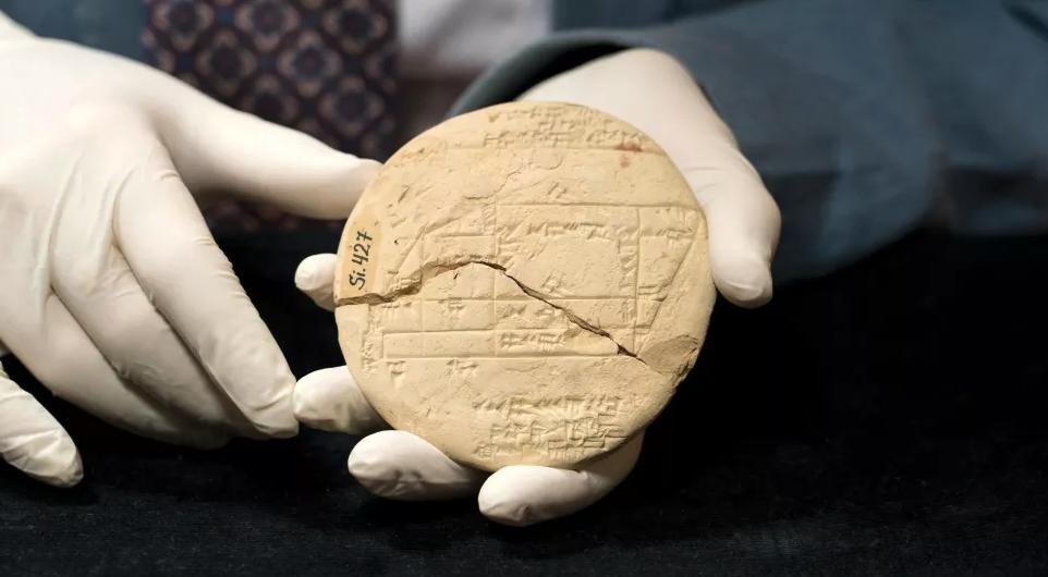 Вавилоняне использовали теорему Пифагора за 1000 лет до того, как она была «изобретена» в Древней Греции