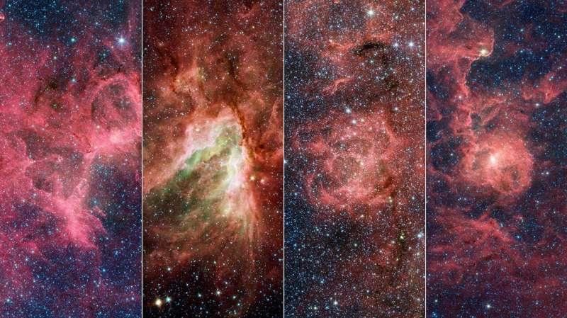 Астрономы нашли разрыв в одном из спиральных рукавов Млечного Пути