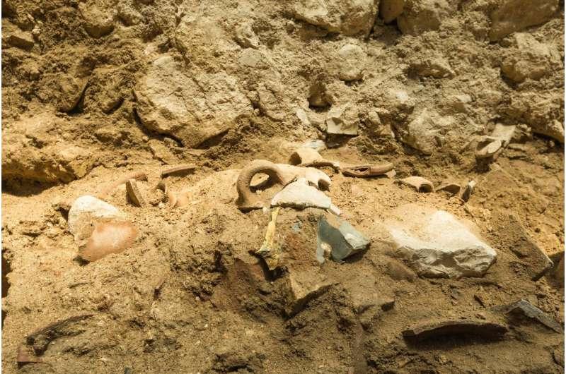 Доказательства древнего землетрясения найдены в Иерусалиме