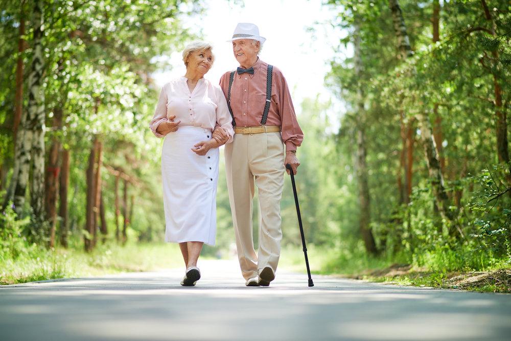 У людей с инсультом, которые ходят 30 минут в день, риск ранней смерти ниже на 54%