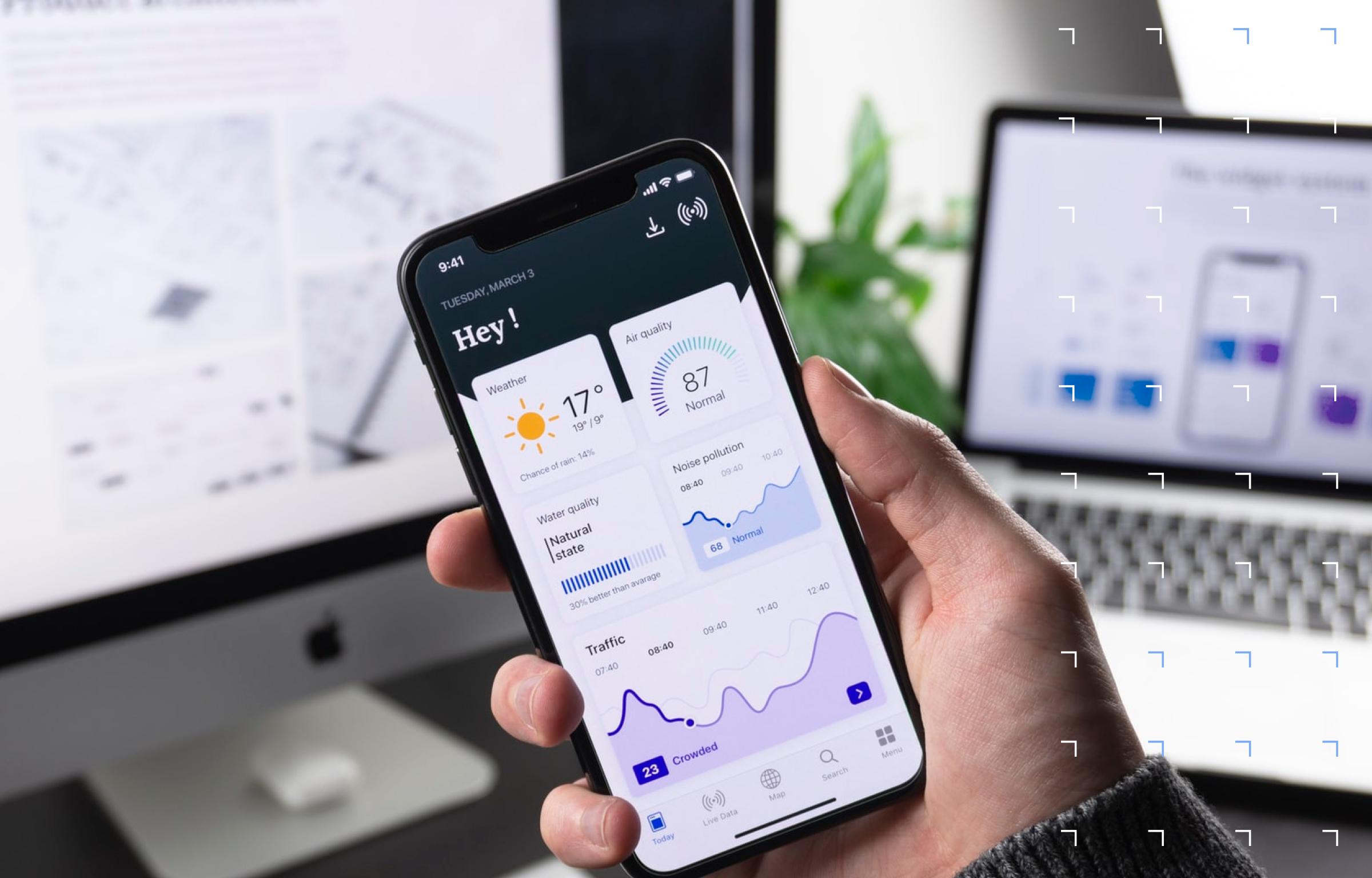 создание мобильных приложений с нуля